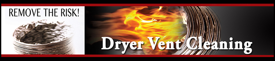 Dryer Vent Cleaning banner
