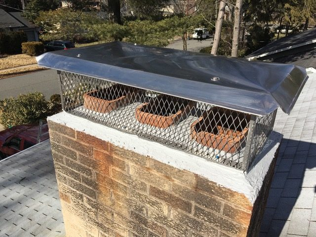 Before And After Pics: Chimney Sweeping and Dryer Vent